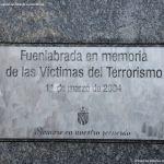Foto Escultura en Memoria de la Víctimas del Terrorismo 1