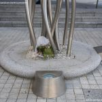 Foto Escultura en Memoria de la Víctimas del Terrorismo 2