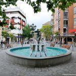 Foto Fuente y Escultura Plaza de España 1