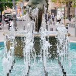 Foto Fuente y Escultura Plaza de España 3