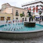 Foto Fuente y Escultura Plaza de España 4