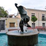 Foto Fuente y Escultura Plaza de España 5