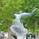 Foto Fuente y Escultura Plaza de España 7