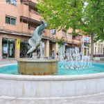 Foto Fuente y Escultura Plaza de España 8