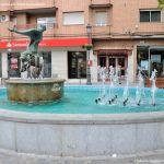 Foto Fuente y Escultura Plaza de España 9
