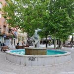 Foto Fuente y Escultura Plaza de España 16