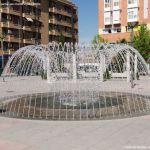Foto Fuente Plaza Adolfo Marsillach 2