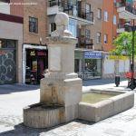 Foto Fuente Abrevadero Avenida de Portugal 1