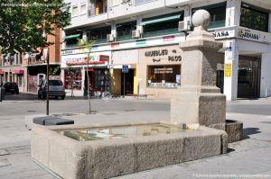 Foto Fuente Abrevadero Avenida de Portugal 5