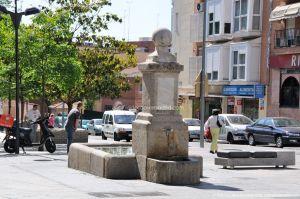 Foto Fuente Abrevadero Avenida de Portugal 7