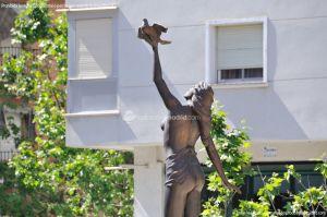 Foto Escultura a La Libertad 1
