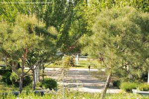 Foto Fuente Parque de los Castillos 1