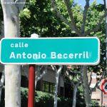 Foto Calle Antonio Becerril 1