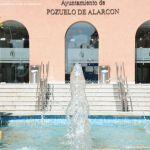 Foto Fuente Plaza Mayor de Pozuelo de Alarcon 2