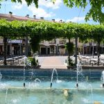 Foto Fuente Plaza Mayor de Pozuelo de Alarcon 5