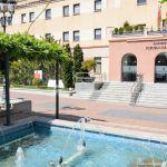Foto Fuente Plaza Mayor de Pozuelo de Alarcon 7
