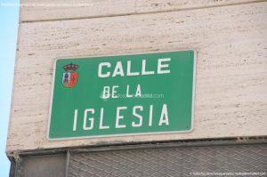 Foto Calle de la Iglesia de Pozuelo de Alarcon 1