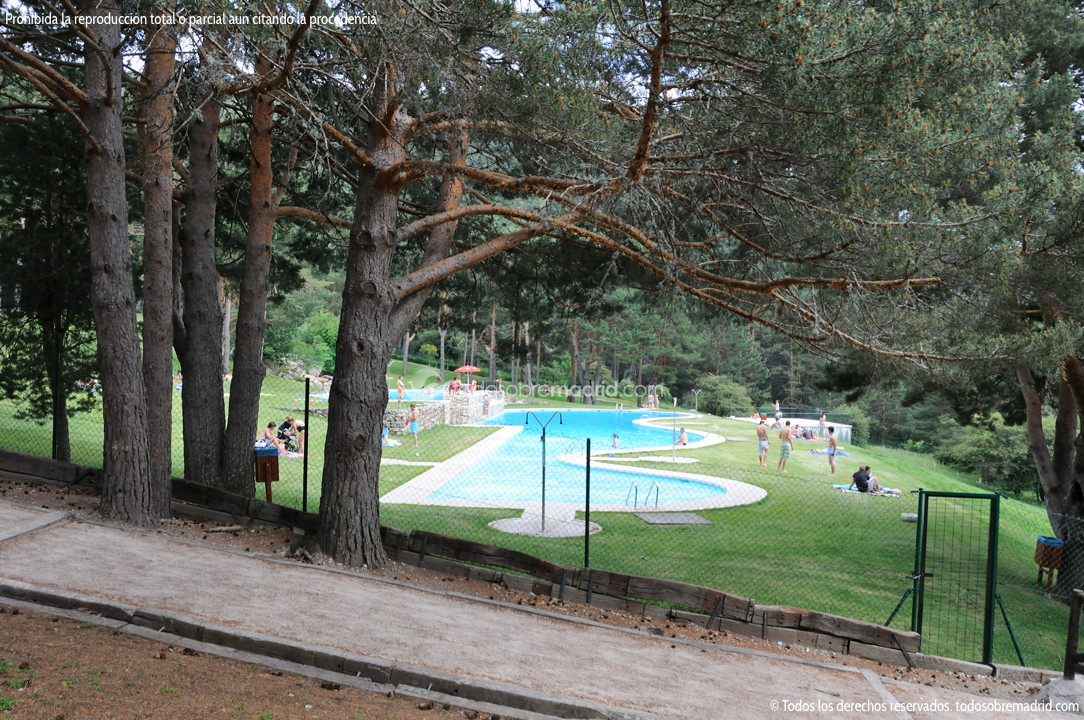 Piscinas naturales cercedilla 3 for Piscina natural cercedilla