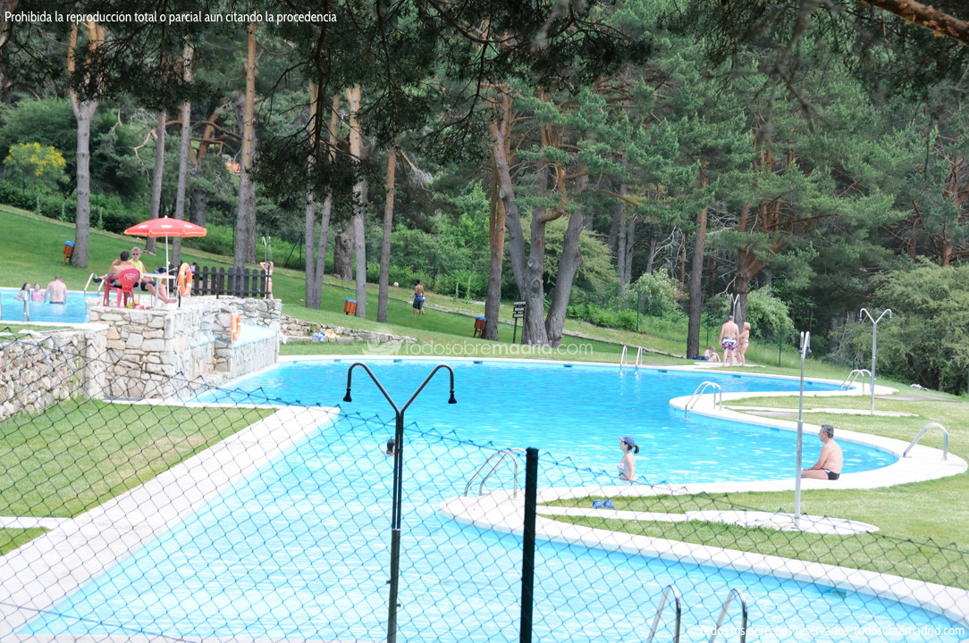 Piscinas naturales cercedilla 4 for Piscinas en madrid centro