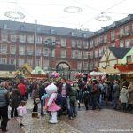 Foto Plaza Mayor de Madrid en Navidad 3