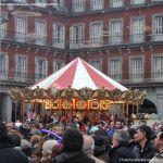 Foto Plaza Mayor de Madrid en Navidad 4