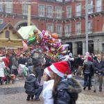 Foto Plaza Mayor de Madrid en Navidad 5