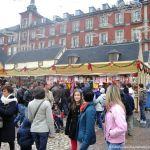 Foto Plaza Mayor de Madrid en Navidad 8
