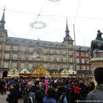 Foto Plaza Mayor de Madrid en Navidad 10