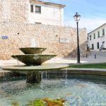 Foto Fuente Plaza de Juan Carlos I 3