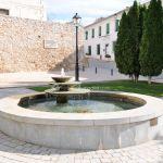 Foto Fuente Plaza de Juan Carlos I 4