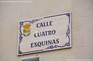 Foto Calle de las Cuatro Esquinas 1