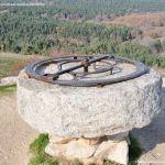 Foto Brújula en el Mirador de los Robledos 2