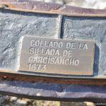 Foto Brújula en el Mirador de los Robledos 11