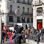 Foto Preparativos Fin de Año en la Puerta del Sol 7