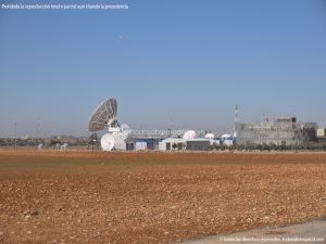 Fotos Centro de Control de satélites de Hispasat 1