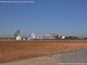Foto Centro de Control de satélites de Hispasat 4