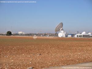 Centro de Control de satélites de Hispasat 3
