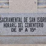 Foto Cementerio Sacramental de San Isidro 1