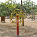 Foto Área de Ejercicios en el Pozairón 2