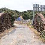 Foto Puente de Hierro de Villamantilla 2