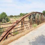 Foto Puente de Hierro de Villamantilla 5
