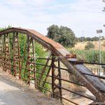 Foto Puente de Hierro de Villamantilla 6
