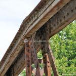 Foto Puente de Hierro de Villamantilla 10