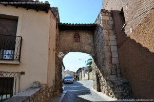 Foto Muralla de Torrelaguna - Puerta del Cristo de Burgos 1