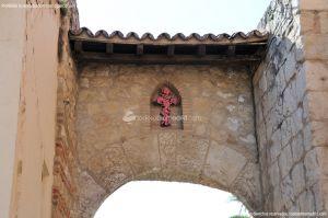 Foto Muralla de Torrelaguna - Puerta del Cristo de Burgos 2