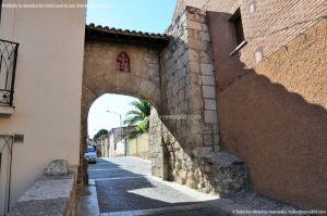 Foto Muralla de Torrelaguna - Puerta del Cristo de Burgos 4