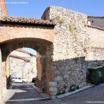 Foto Muralla de Torrelaguna - Puerta del Cristo de Burgos 7