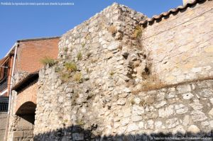 Foto Muralla de Torrelaguna - Puerta del Cristo de Burgos 11