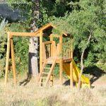 Foto Zona infantil en Área Recreativa de Valgallego 1