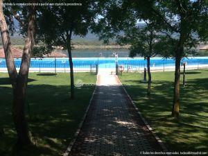 Foto Piscinas naturales de Buitrago del Lozoya 5